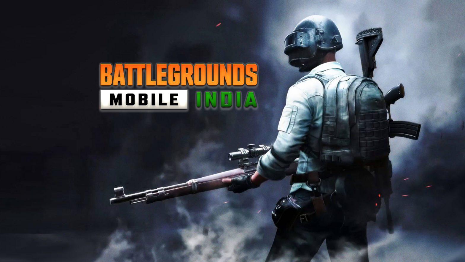 Battle Royale Game Battlegrounds Mobile India