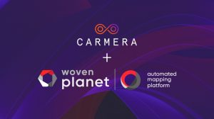 Toyota's Self-Driving Unit Woven Planet Acquires Seattle-based Mapping Startup CARMERA, Inc. to offer Real-Time Maps to OEMs and Autonomous Vehicle Makers
